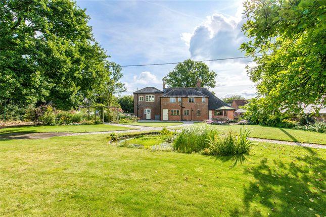 Thumbnail Detached house for sale in Storrington Road, Thakeham, Pulborough, West Sussex