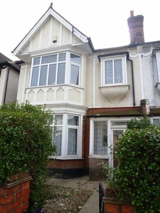 Thumbnail Semi-detached house to rent in Melfort Road, Thornton Heath