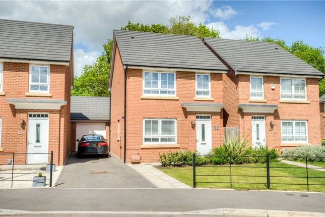 Thumbnail Detached house for sale in Peregrine Way, Warwick Gates, Warwick