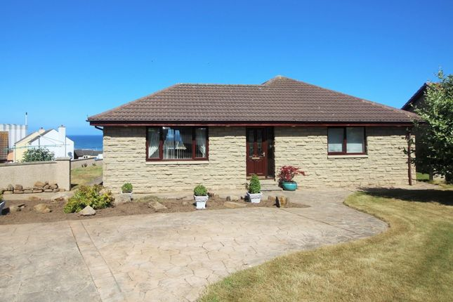 Thumbnail Detached bungalow for sale in Bay View, Burghead