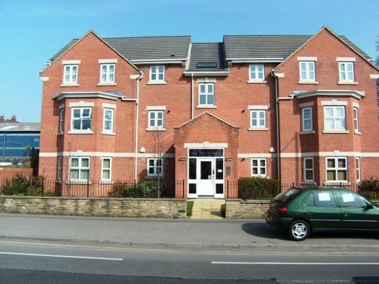 Thumbnail Flat to rent in Limestone Rise, Mansfield, Nottinghamshire