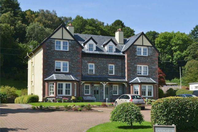 Thumbnail Flat for sale in Flat 3, Gatesgarth, Braithwaite, Keswick, Cumbria