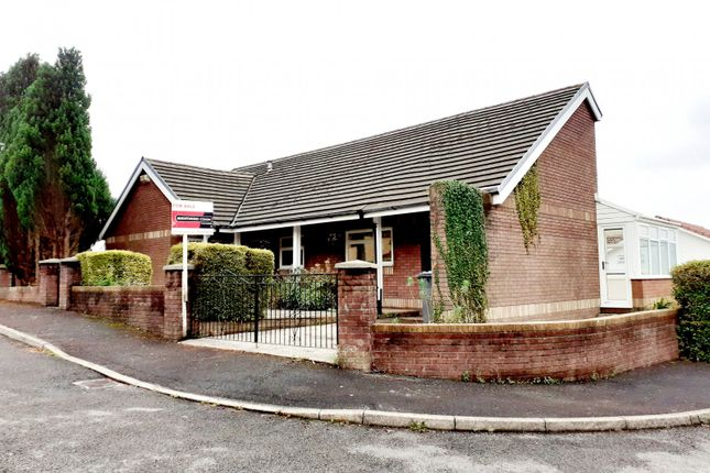 Thumbnail Bungalow for sale in Rowan Court, Aberdare, Rhondda Cynon Taff