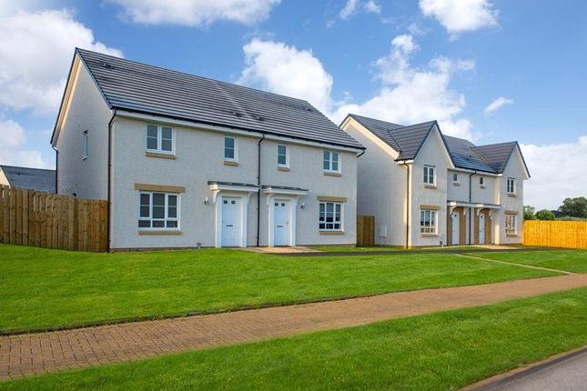 """Thumbnail End terrace house for sale in """"Kellie"""" at Prospecthill Road, Motherwell"""