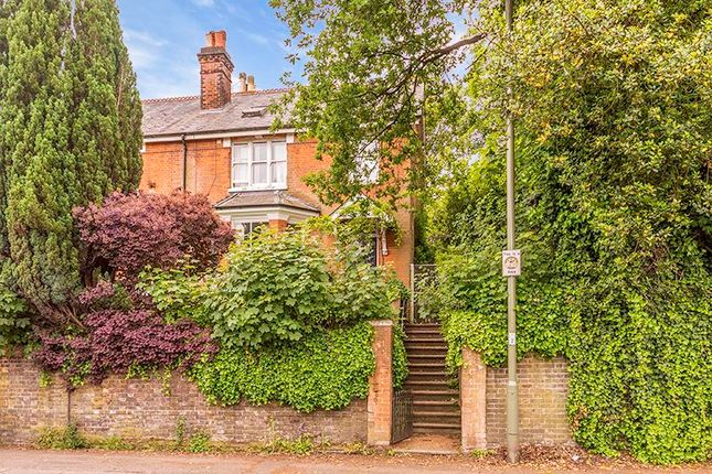 Thumbnail Semi-detached house for sale in Reigate Road, Redhill