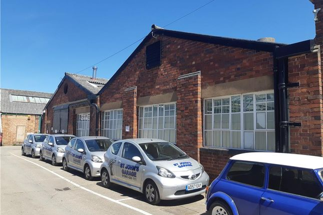 Thumbnail Light industrial to let in Unit 3A, 4 & 5, Bransford Trading Estate, Bransford Road, Worcester, Worcestershire