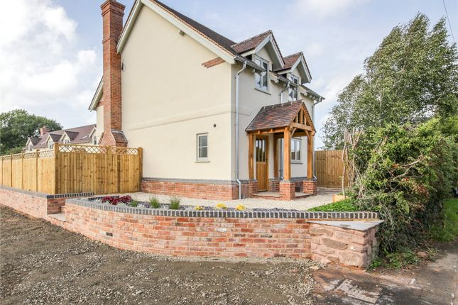 Detached house for sale in Luston, Leominster, Herefordshire