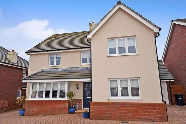 Thumbnail Detached house for sale in Mimosa Way, Elberry Gardens, Paignton.