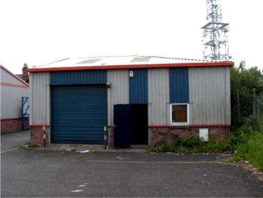 Thumbnail Industrial to let in Petteril Terrace, Unit 2, Carlisle