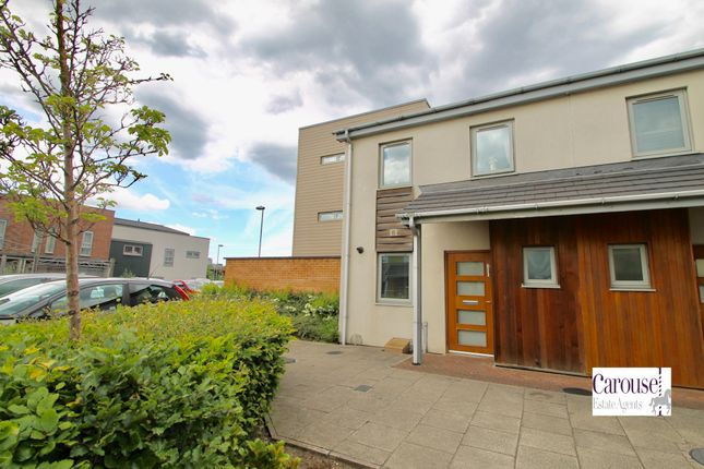 Thumbnail End terrace house to rent in June Courtyard, Spring Street, Gateshead, Tyne & Wear