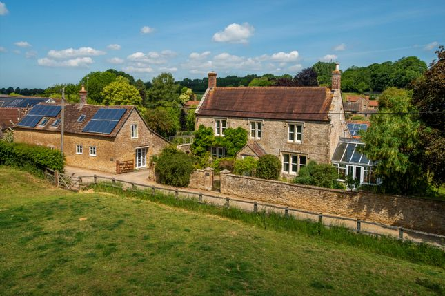 Thumbnail Detached house for sale in Blackford House, Blackford, Yeovil, Somerset