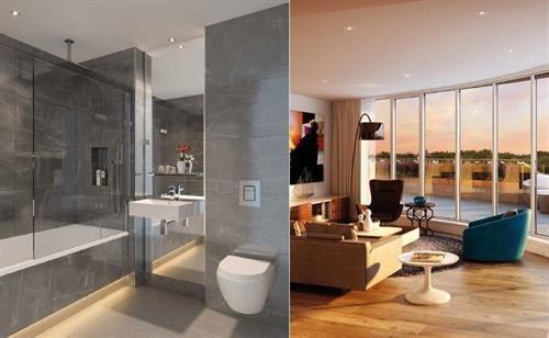 Thumbnail Flat to rent in Saphora House, London