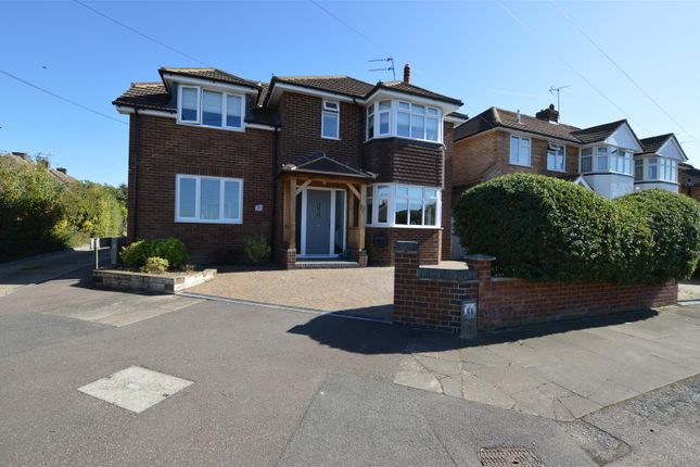 Thumbnail Detached house for sale in Marina Drive, Dunstable