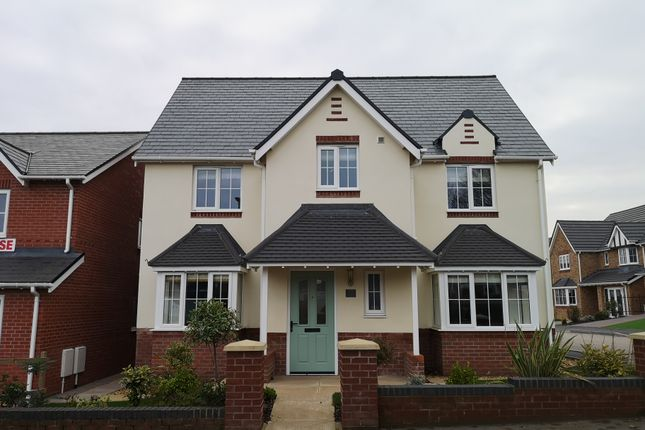 Thumbnail Detached house for sale in The Holmefell Plot 9, 49, Parkview, Barrow-In-Furness