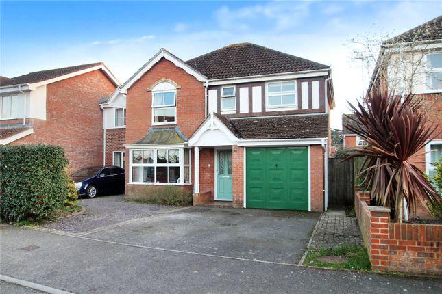 Thumbnail Detached house for sale in Honeysuckle Close, Littlehampton, West Sussex