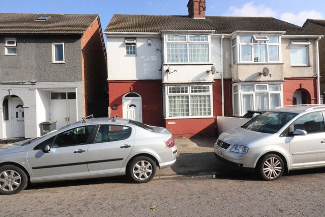 1 bed semi-detached house to rent in Beechwood Road, Luton LU4