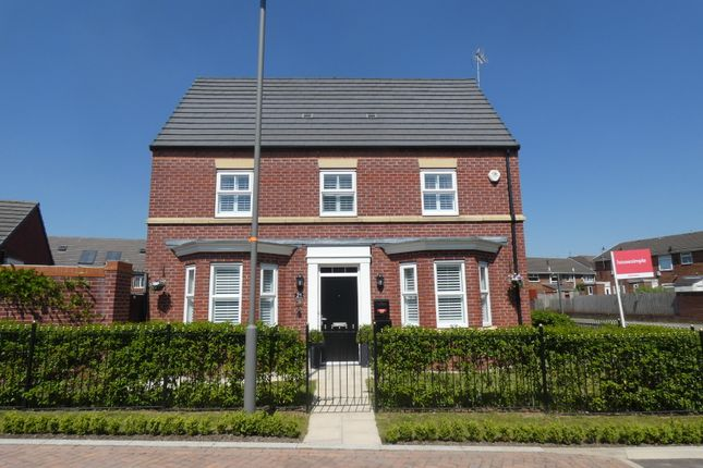 Thumbnail Semi-detached house for sale in Witsun Drive, Kirkdale, Liverpool