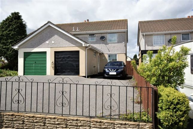 Thumbnail Property for sale in Moorland Meadows, Roche, St. Austell