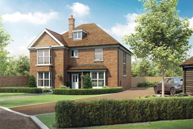Thumbnail Detached house for sale in The Mallow, Radstone Gate, Thorn Lane, Stelling Minnis