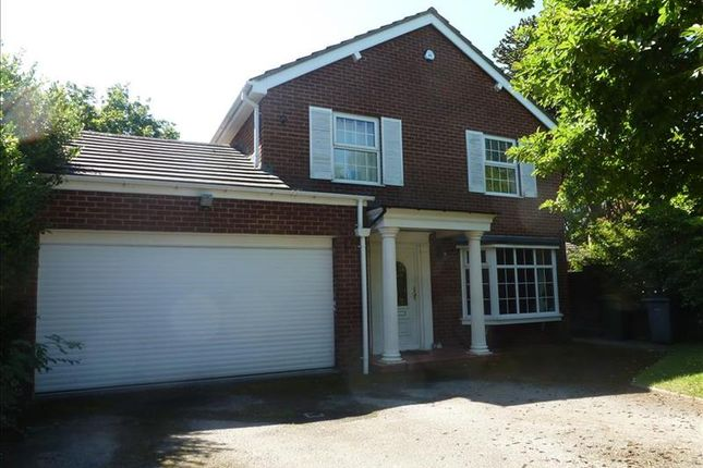 4 bedroom detached house for sale in Upton Road, Prenton