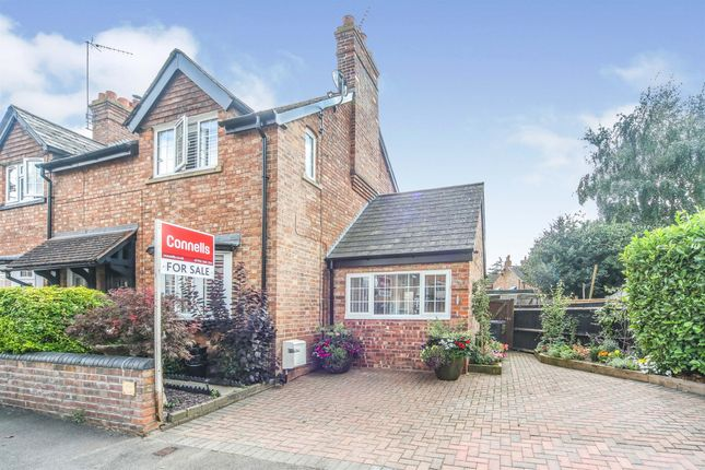 Thumbnail End terrace house for sale in Lime Street, Evesham