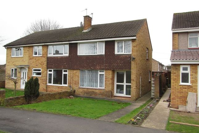 Thumbnail Terraced house to rent in Farley Close, Little Stoke, Bristol