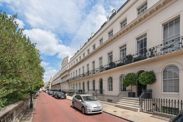 Thumbnail Terraced house for sale in Chester Terrace, Regent's Park, London