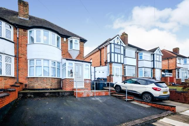Thumbnail Semi-detached house for sale in Beechmore Road, Yardley, Birmingham, West Midlands