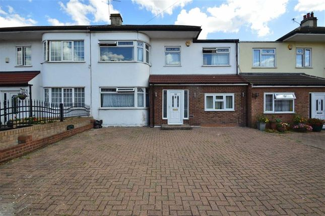 Thumbnail Semi-detached house for sale in Clayhall Avenue, Clayhall, Essex