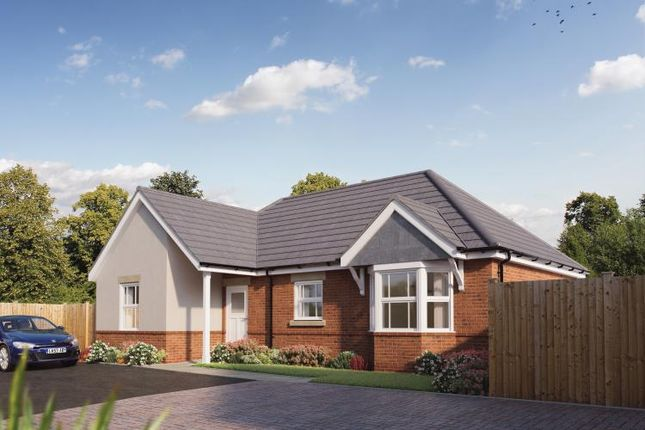 Thumbnail Detached bungalow for sale in High Street, Chasetown