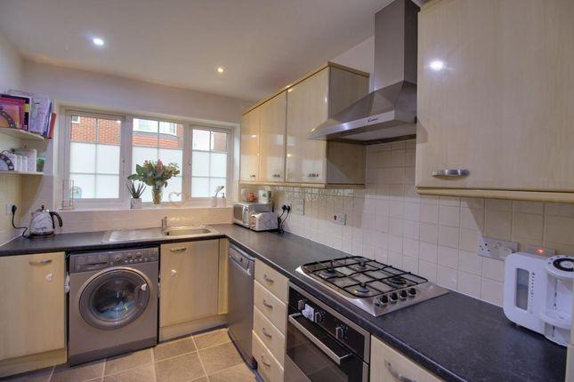 Kitchen of Woodland Walk, Aldershot, Hampshire GU12
