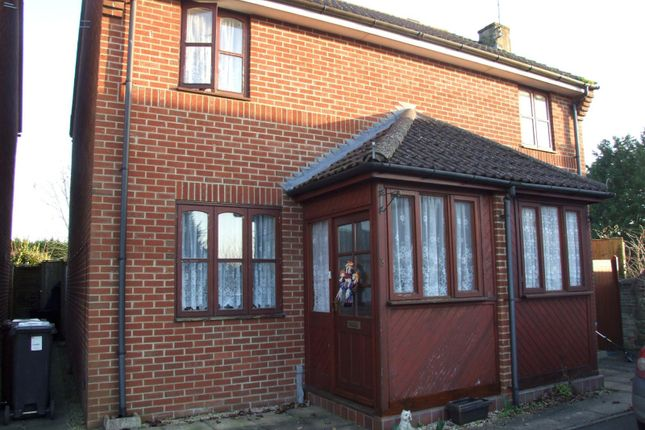 Thumbnail End terrace house to rent in Aspen Court, Faringdon