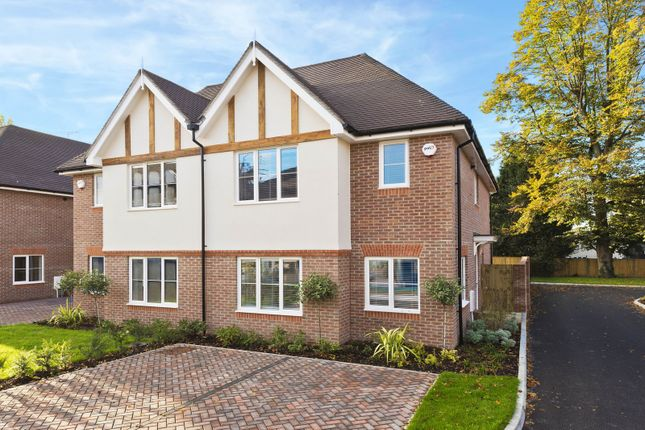 Thumbnail Semi-detached house for sale in Hurst Lane, East Molesey