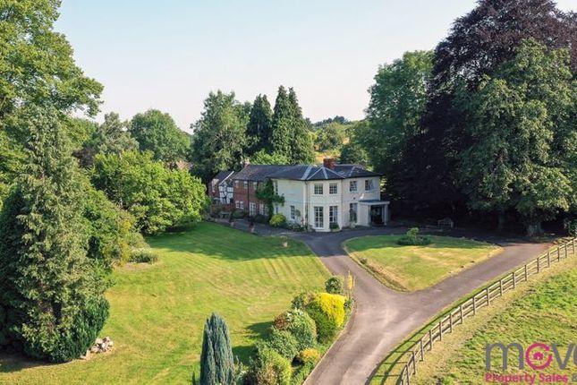 Thumbnail Detached house for sale in London Road, Charlton Kings, Cheltenham