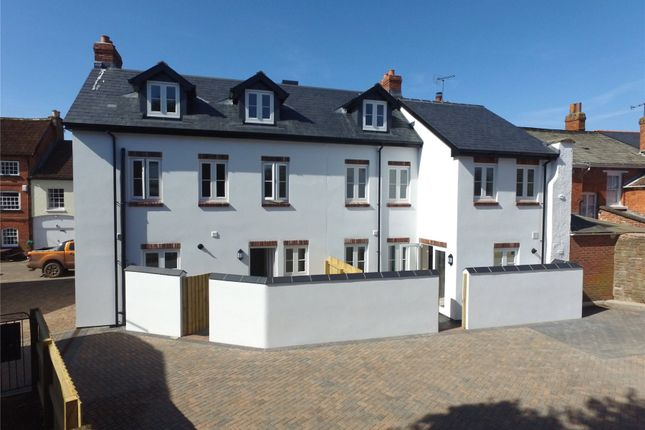 Rear Elevation of Fore Street, Silverton, Exeter EX5