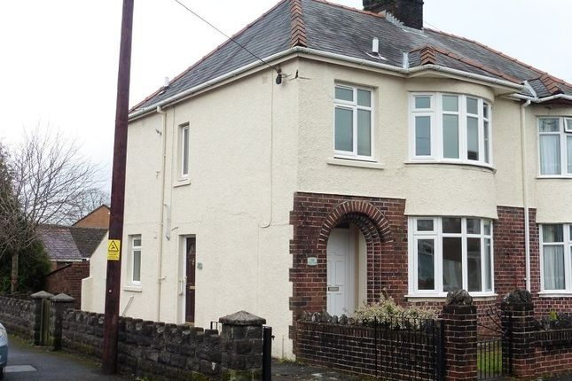 1 bed flat to rent in Heol Las, Ammanford, Carmarthenshire SA18