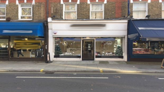Thumbnail Commercial property for sale in Wandsworth Bridge Road, London