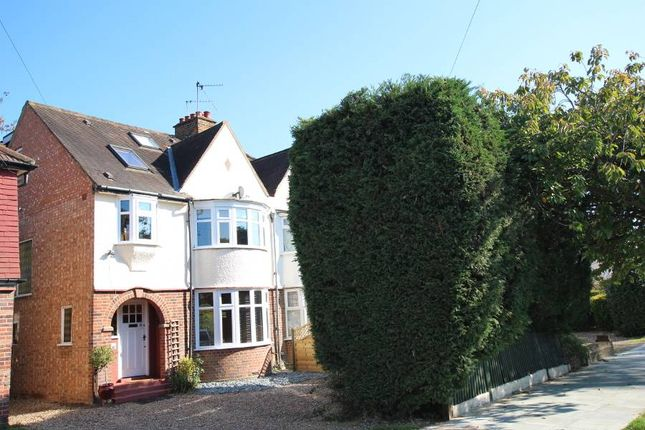 Thumbnail Semi-detached house to rent in Lyncroft Avenue, Pinner