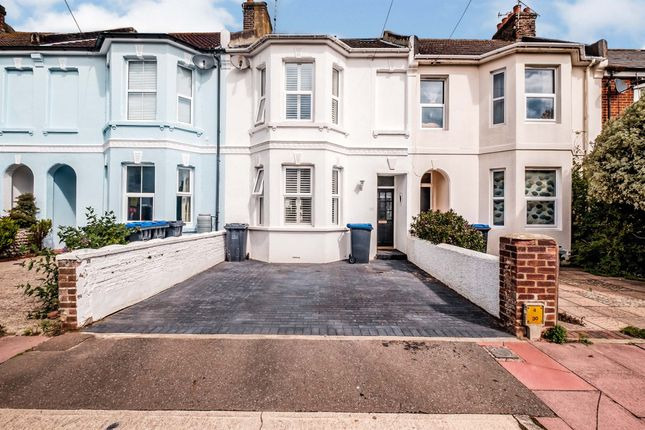 Thumbnail Terraced house for sale in Eldon Road, Worthing