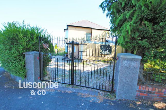 Thumbnail Detached house to rent in Cae Brynton Road, Newport