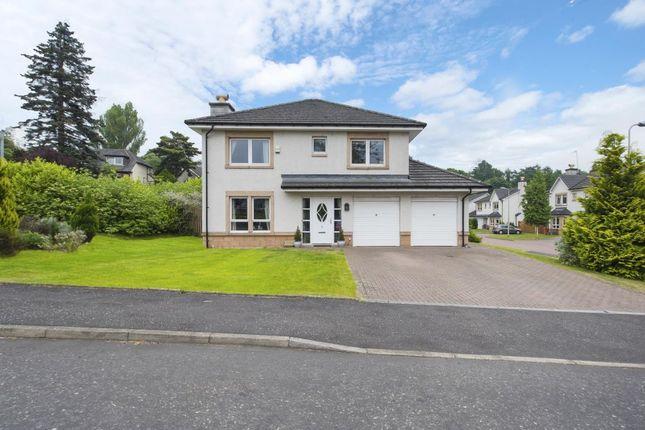 Thumbnail Detached house for sale in 9 Westerton Farm Lane, Bearsden, Glasgow