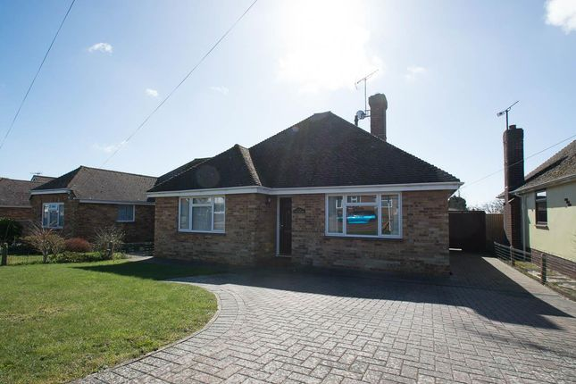 Thumbnail Bungalow for sale in Pevensey Park Road, Westham, Pevensey