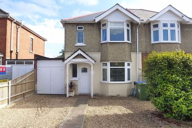 Thumbnail Property to rent in Stanton Road, Southampton