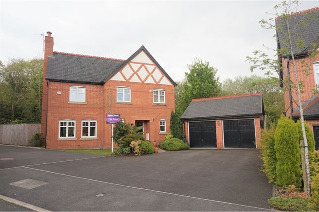 Thumbnail Detached house for sale in Trevore Drive, Standish, Wigan