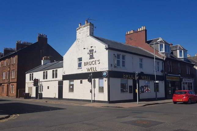 Thumbnail Commercial property for sale in Barassie Street, Troon