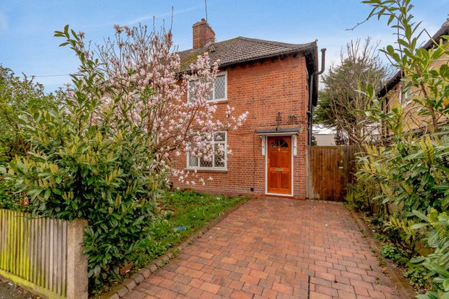 Thumbnail Semi-detached house to rent in Waters Road, Norbiton, Kingston Upon Thames