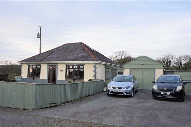 Thumbnail Detached bungalow for sale in Heddfan, Mynyddcerrig Road, Pontyberem, Llanelli