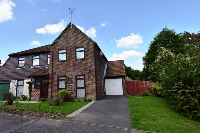 Thumbnail Property for sale in Bridger Way, Crowborough