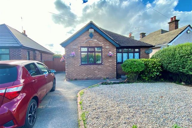 Thumbnail Detached bungalow for sale in Ridgemere Road, Pensby