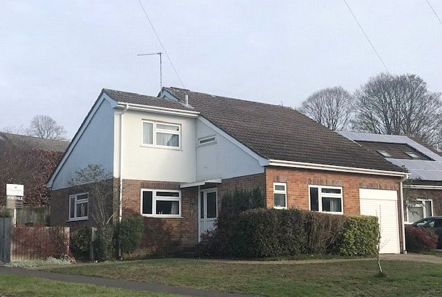 Thumbnail Detached house for sale in Spring Way, Alresford, Hampshire